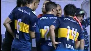 (Relator Enojado) Racing 3 Boca 1 (Relato Daniel Mollo) Torneo Primera Division 2015