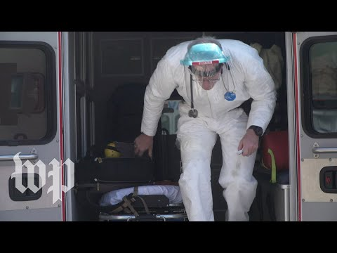 A volunteer ambulance