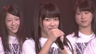 NMB48 4期生 中野麗来ちゃん 応援OPV(の途中まで)