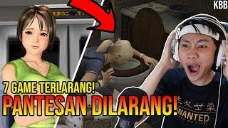 ADA YANG DI INDONESIA! KALO GINI MAH PANTESAN DILARANG!! 7 GAME YANG DI BANNED! - Kyle Bahas Bahas