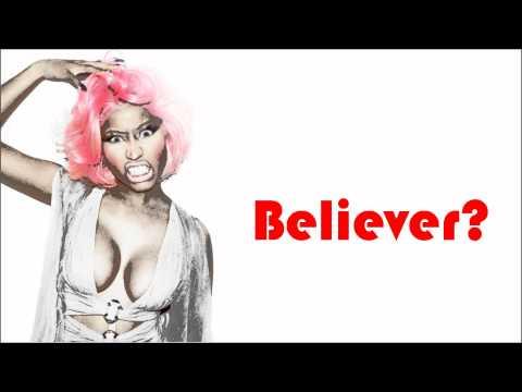 Nicki Minaj - I Am Your Leader (Verses) Lyrics Video