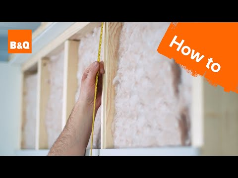 how-to-insulate-&-plasterboard-a-stud-wall