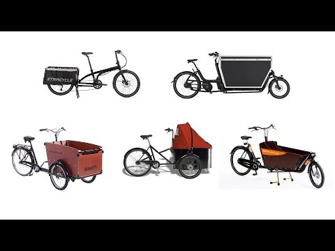 Best Family Cargo Bikes Part 2 #099