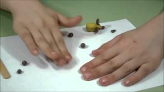 Секреты пластилина Как слепить мышку