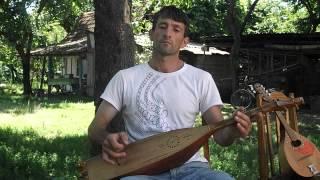 Amar Halbaev - Avar song on the  Komuz
