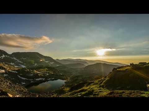 The beauty of Bulgarian nature - Timelapse - Full HD