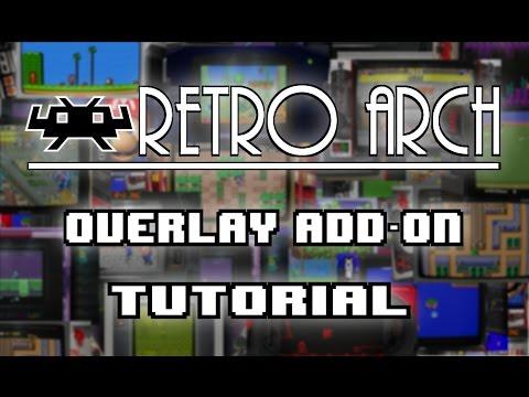 Retroarch & Launchbox - Overlay Add On Tutorial
