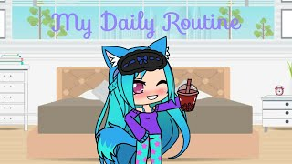 My Daily Routine   A Gacha Life 360° Video