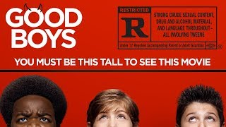 Good Boys releases on 16th August, 2019.