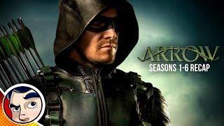 Download Video Arrow Season 1-6 - Recap Complete Story MP3 3GP MP4