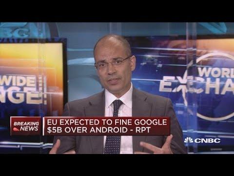 Is the EU antitrust fine against Google the new quiet trade war?