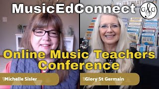 MusicEdConnect Online Music Teachers Conference
