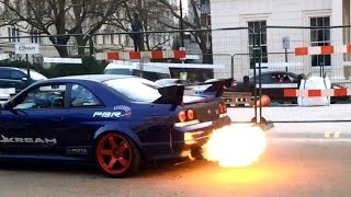 MY GTR SPITS HECKA FLAMES