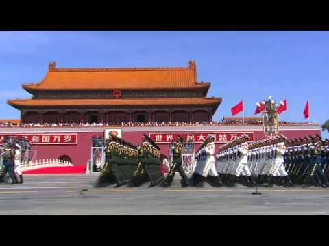 The Heat: Chinese military reform pt1