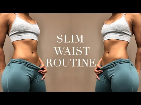 slim-waist-workout-routine
