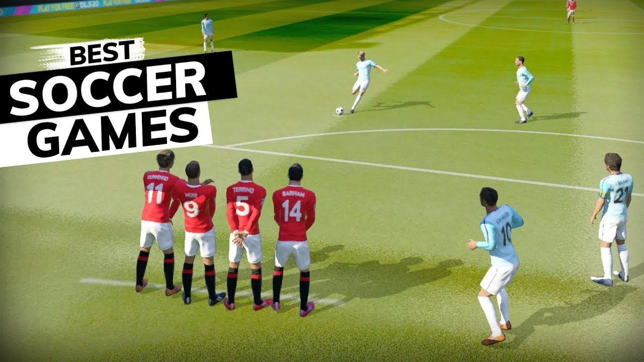 Best soccer / football games for Android and iOS (2020)