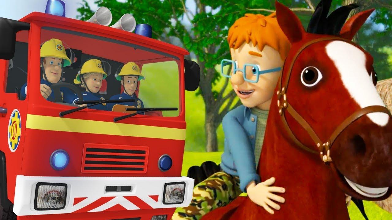 Sam Le Pompier Francais Le Magicien Nicolas Episode Complet