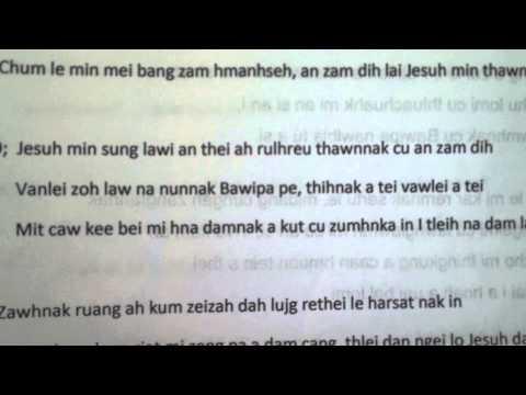 Jesuh Kan Damnak-karaoke