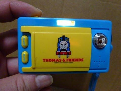 トーマスのデジカメ thomas digital camera