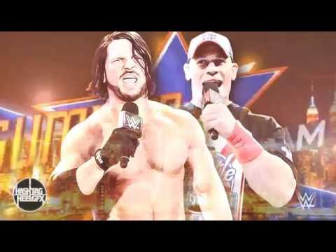 2016: WWE SummerSlam 4th Official Theme Song -