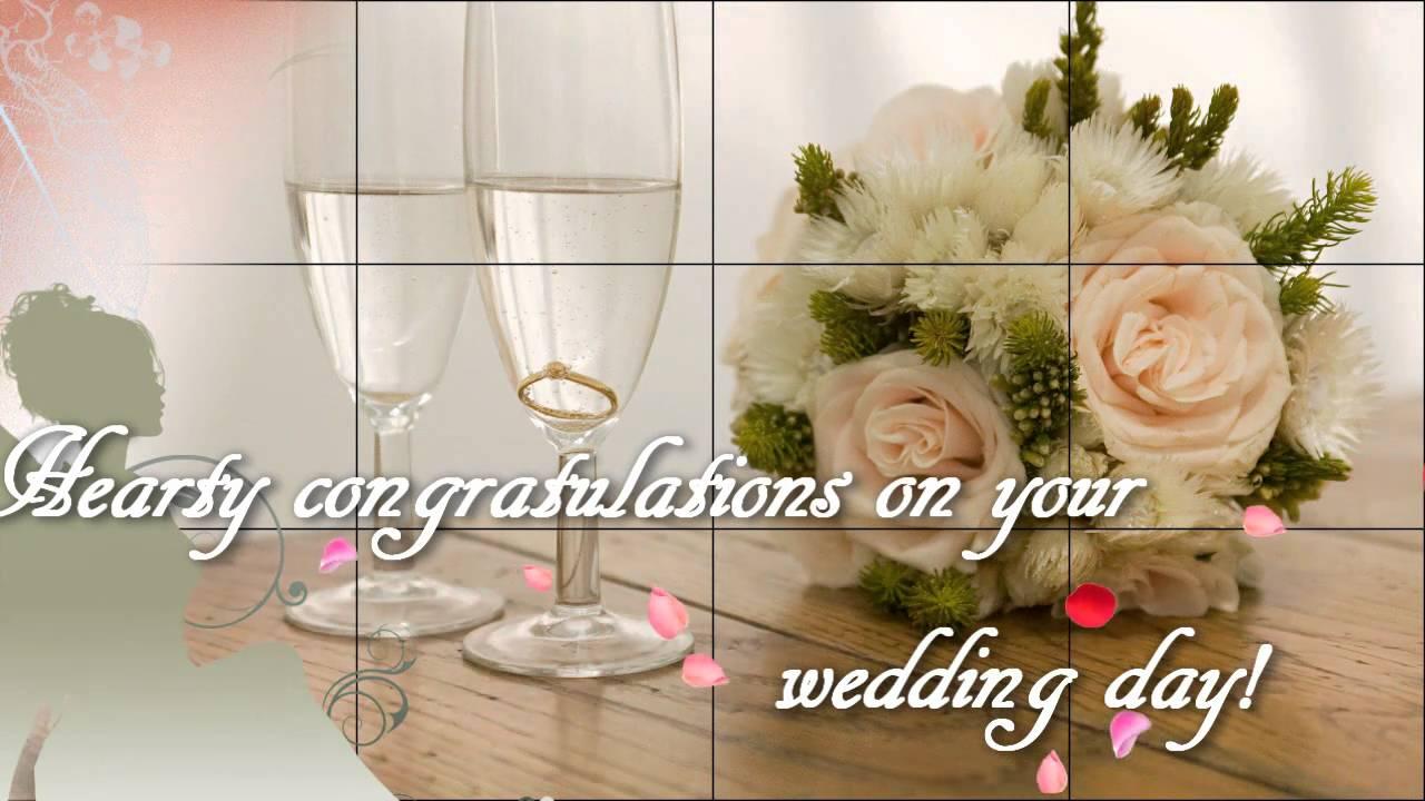 Wedding Wishes 2 Youtube