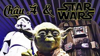 5 Điều Mà Phim Star Wars Lấy Cảm Hứng Từ Châu Á | Đằng Sau Vạn Lý Trường Thành