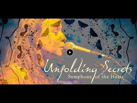 """""""UNFOLDING SECRETS"""" -  Marco Missinato UNFOLDING SECRETS Symphony of the Heart"""