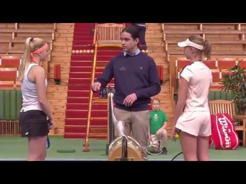 U14 Cat. 1 Stockholm - Final - Linda Fruhvirtova (CZE) vs. Barbora Palicova (CZE)