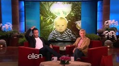 Alex O'Loughlin on His Son, Lion243