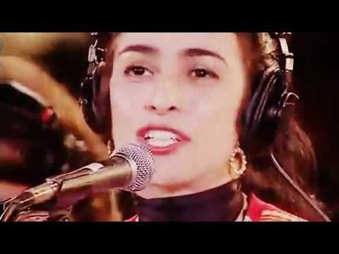 Marisa Monte - Tribalistas 'Já sei namorar' ( Ao Vivo )
