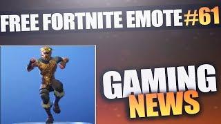 Gaming News#61| Fortnite Free EMOTE+ Overwatch Free again | HINDI |