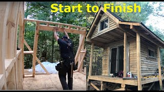 Tiny House Build Compilation