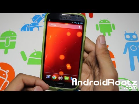 Google Play Edition ROM for Galaxy S4!