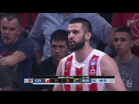 2018 ABA Playoffs Finals highlights, Game 2: Crvena zvezda mts - Budućnost VOLI (10.4.2018)