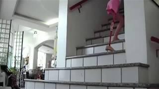Giovana - Prótese de Desarticulação de Quadril - Ortopedia Conforpés www.conforpes.com.br
