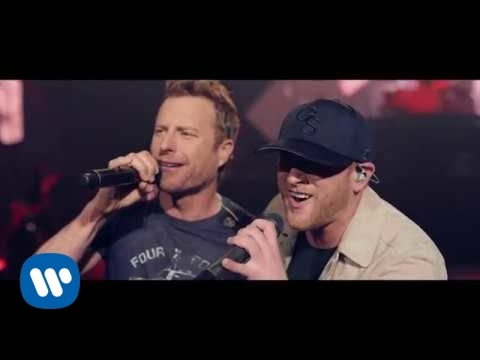 Cole Swindell en Dierks Bentley - Flatliner