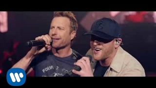 Cole Swindell ft. Dierks Bentley - Flatliner (Official Music Video) Video