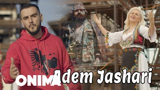 Gold AG ft Shyhrete Behluli - Adem Jashari