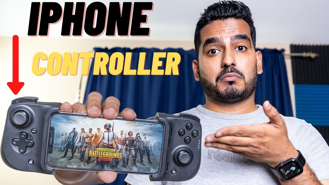 TURN YOUR IPHONE INTO A GAMING BEAST! BEST IPHONE CONTROLLER