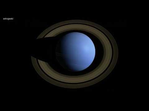 Timeline of Neptune