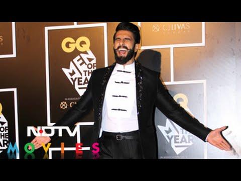 Bajirao In A Skirt? Ranveer Singh Is A GQ Man of the Year