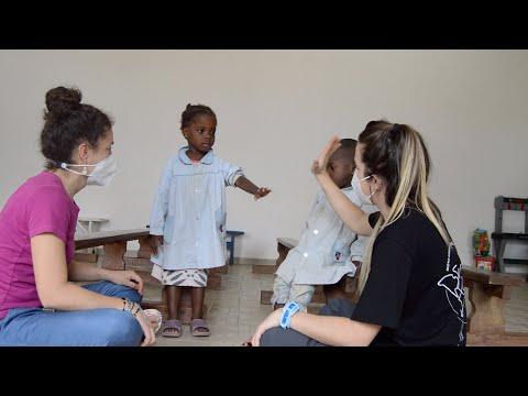 Equipo Nómada proyecto en Camerún, Bikop