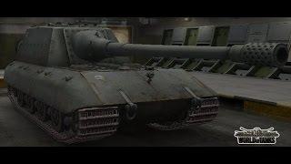 Настоящий Герой  Jagdpanzer E 100
