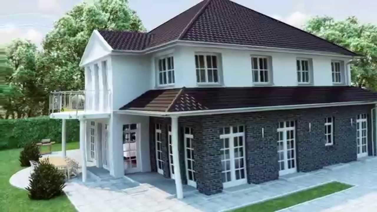 villa falkensee heinz von heiden massivh user youtube. Black Bedroom Furniture Sets. Home Design Ideas
