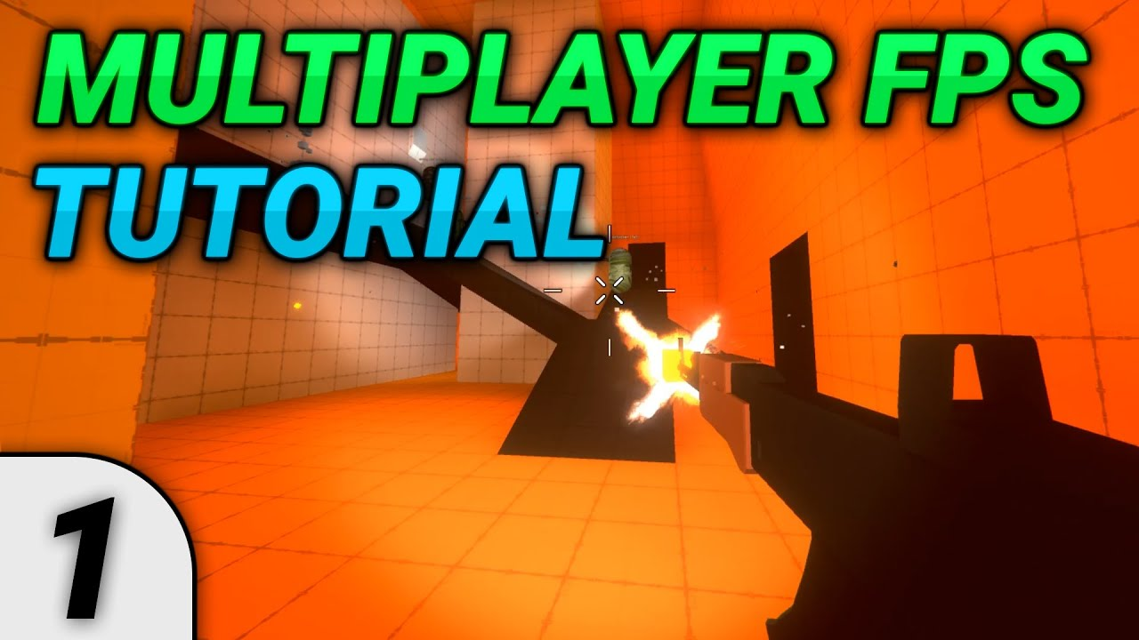 [1] (2020) Multiplayer FPS in Unity: Photon 2 Setup & Menu
