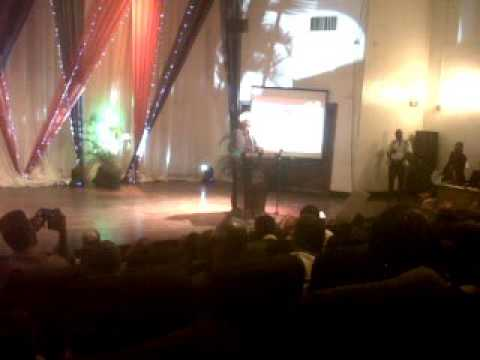 Wole Soyinka's Speech At The Wole Soyinka Centre for Investigative Journalism