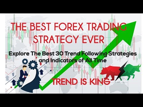 Best forex trading strategy ever