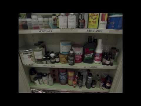 Joan Lunden Behind Closed Doors: FBI Crime Lab