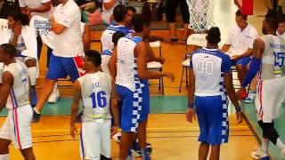 Kentucky Wildcats TV: Kentucky 62 Dominican Republic 63 - Game 6