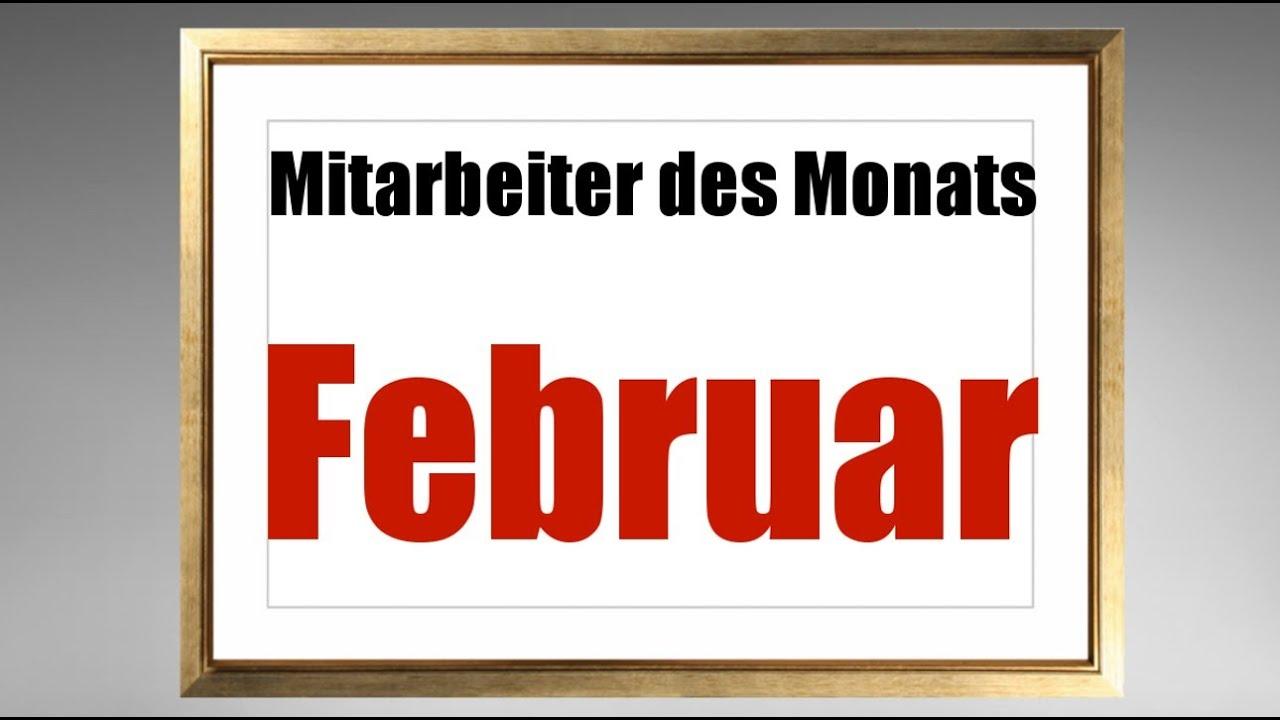 Jedes Monats